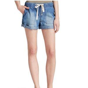 Never worn Bella Dahl effortless, softest shorts!